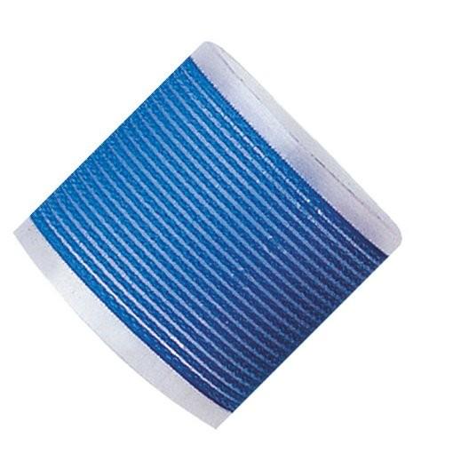 Haftwickler 78mm dunkelblau