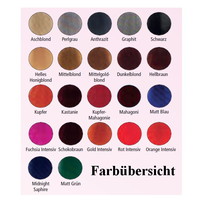 Color Mousse Graphit Grau Rondo 200ml Farb Schaumfestiger