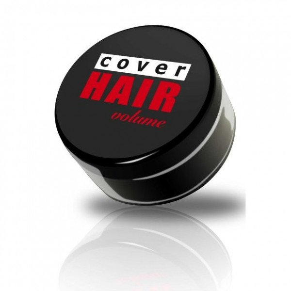 Cover Hair  Volume Testgröße Schwarz (1-2)