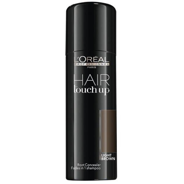 Hair Touch Up Light brown  Haar Ansatz MakeUp Spray
