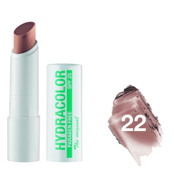 Hydracolor Stift N 22 beige nude Paraben Free SPF 25 Lippenpflege