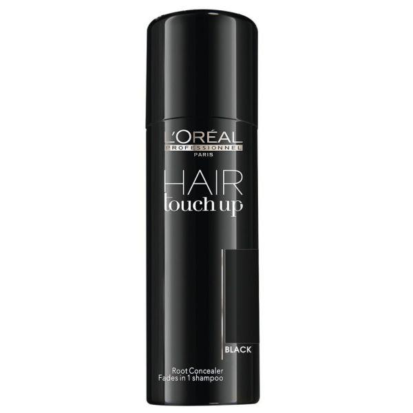 Hair Touch Up Black  Haar Ansatz MakeUp Spray