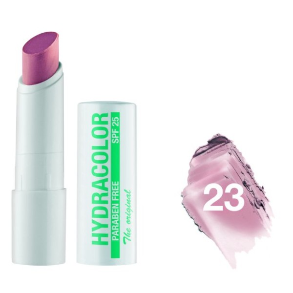 Hydracolor Stift N 23 rose Paraben Free SPF 25 Lippenpflege