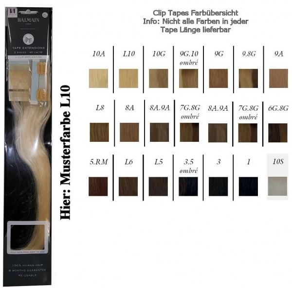 Balmain Clip Tapes 40cm Echthaar Musterbild.jpg