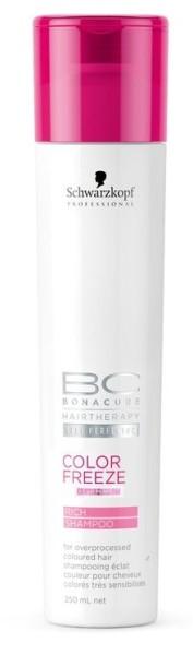 Schwarzkopf Bonacure PH45 Color Freeze Shampoo RICH 250ml.jpg