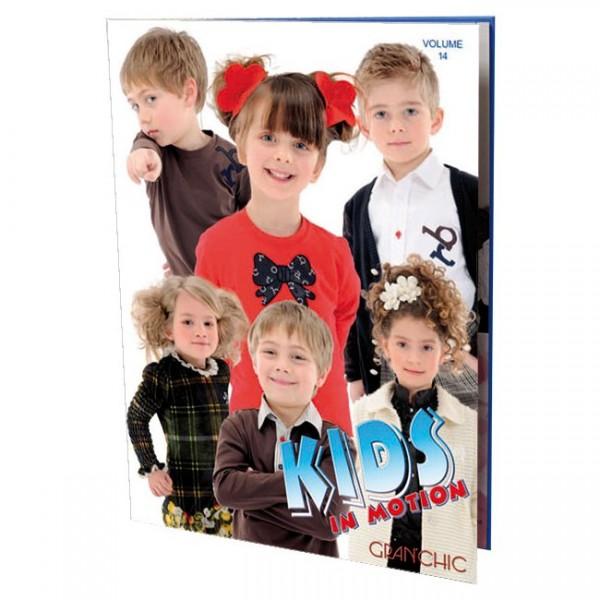 Frisurenbuch Kids in Motion V14 Kinderfrisurenbuch EX