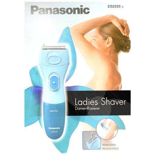Panasonic ES2235 Lady Shaver Damenrasierer