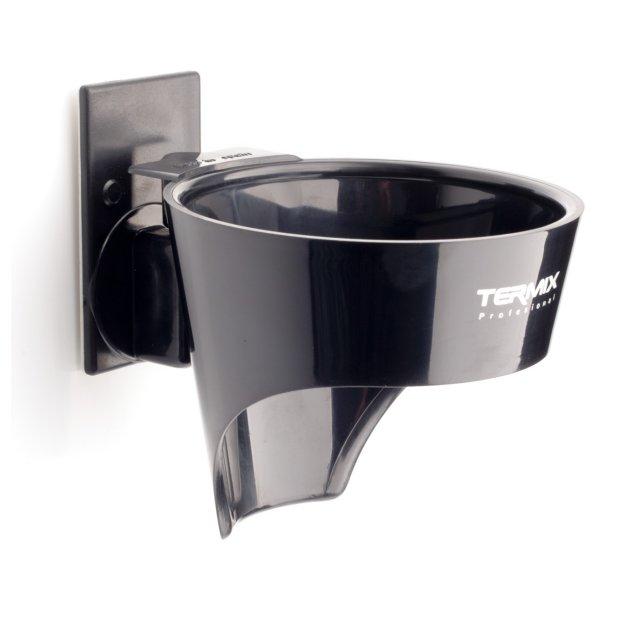 f nhalter t schwarz f r haartrockner zubeh r einrichtung ii einrichtungen friseur. Black Bedroom Furniture Sets. Home Design Ideas