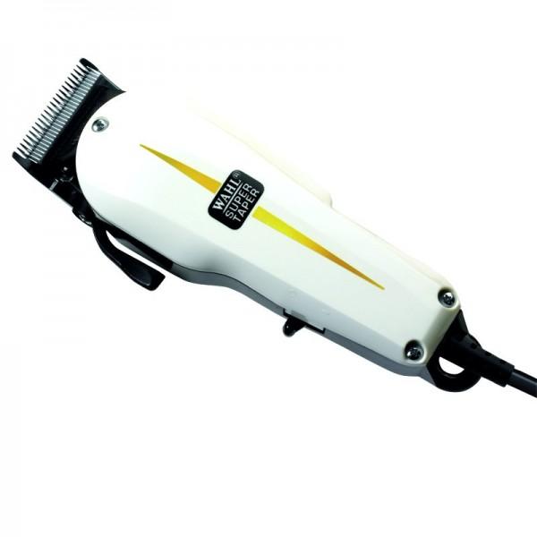 Haarschneidemaschine Wahl Taper Super Standard weiss/schwarz